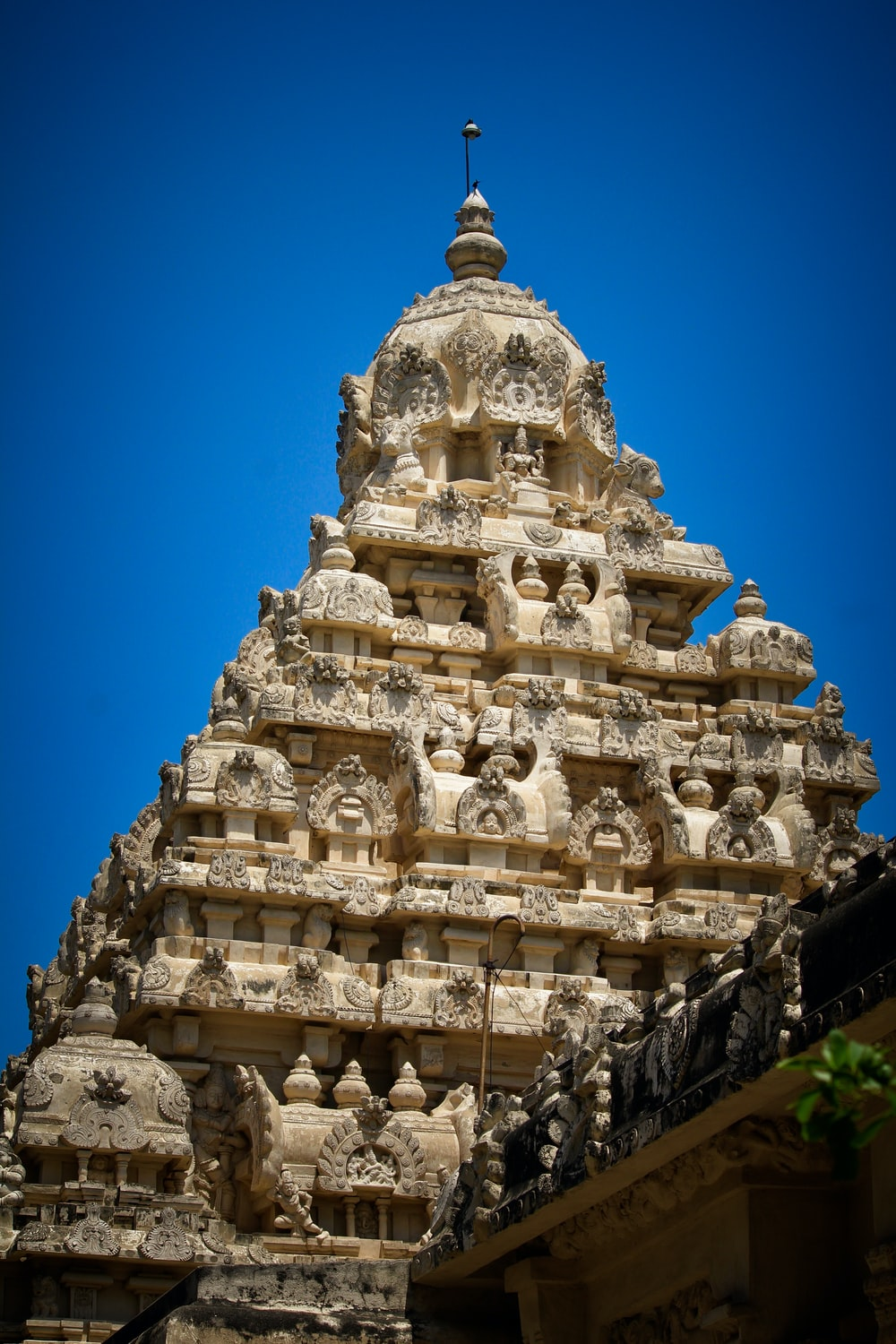 The Kanchi Kailasanathar temple is th    | HD photo by