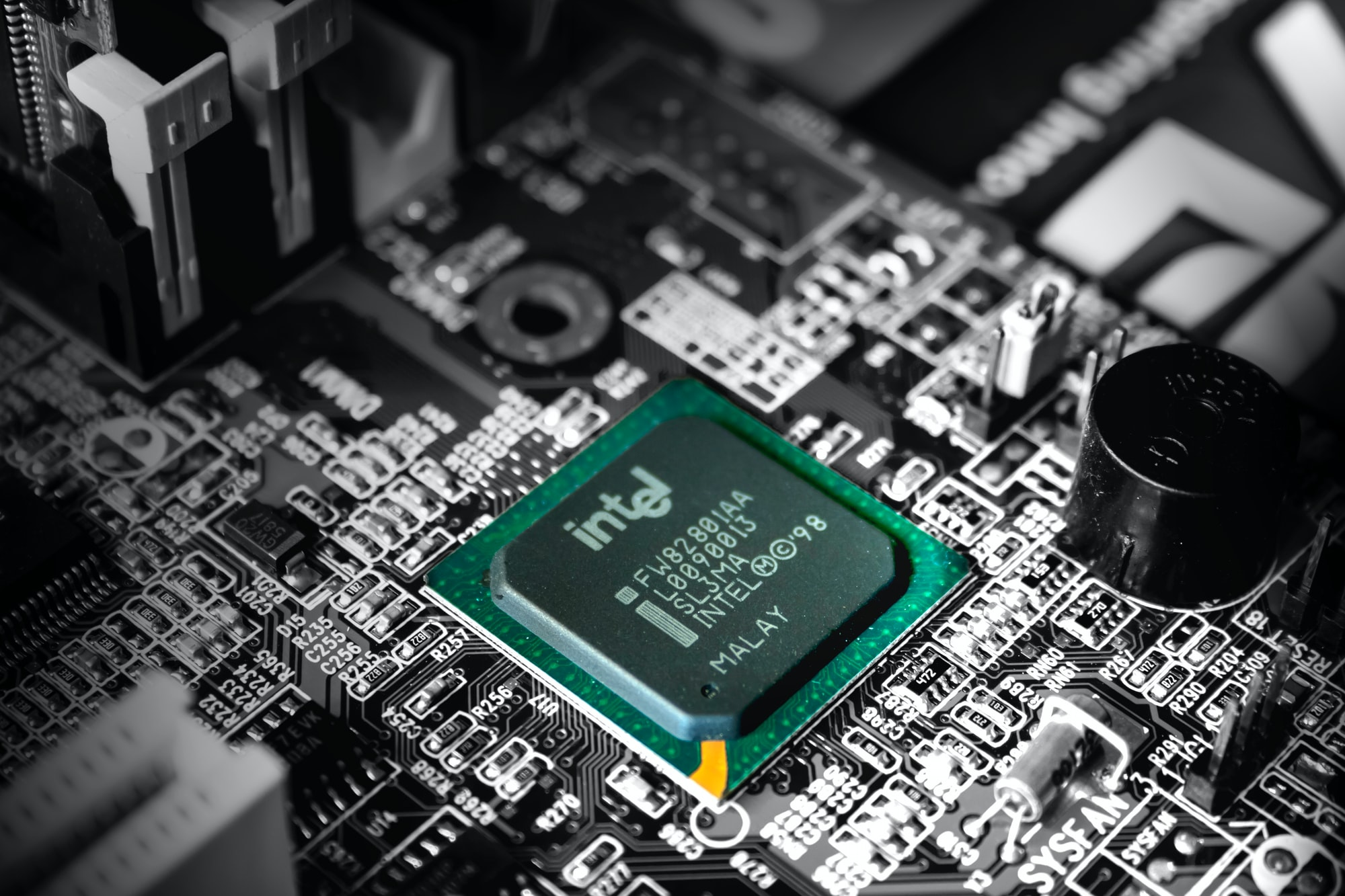 Intel's fear of missing out