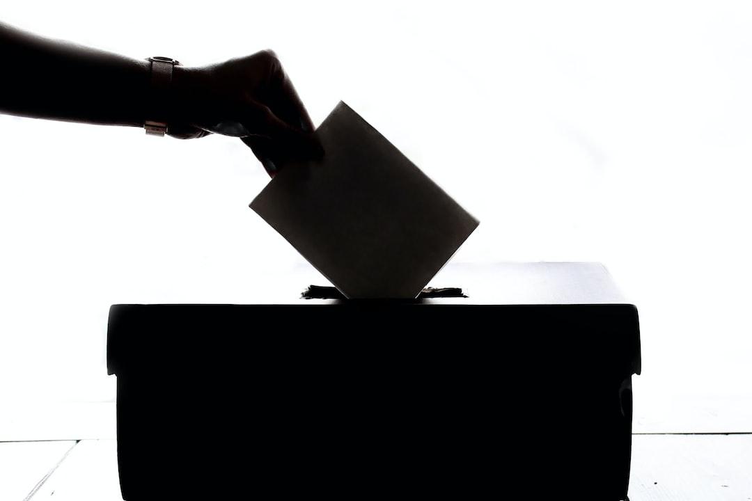 W.W.J.V. What Would Jesus Vote?