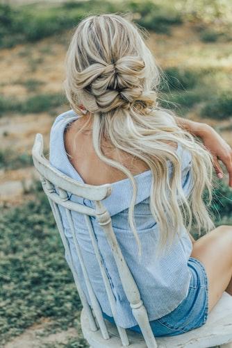 Peinado perfecto para invitada