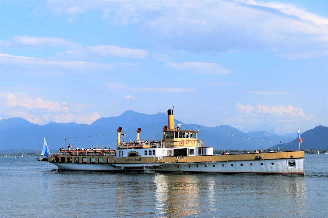 The Historic Ship Ludwig Fessler