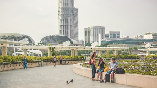 How to create a three-day family guide when visiting Singapore