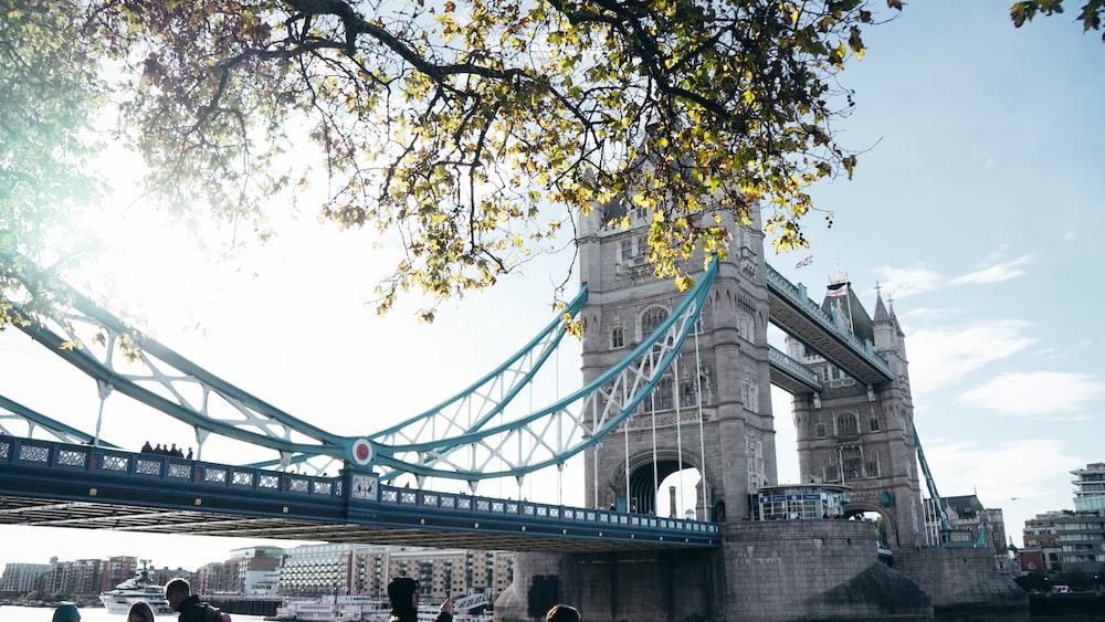 architectural photography of London Bridge