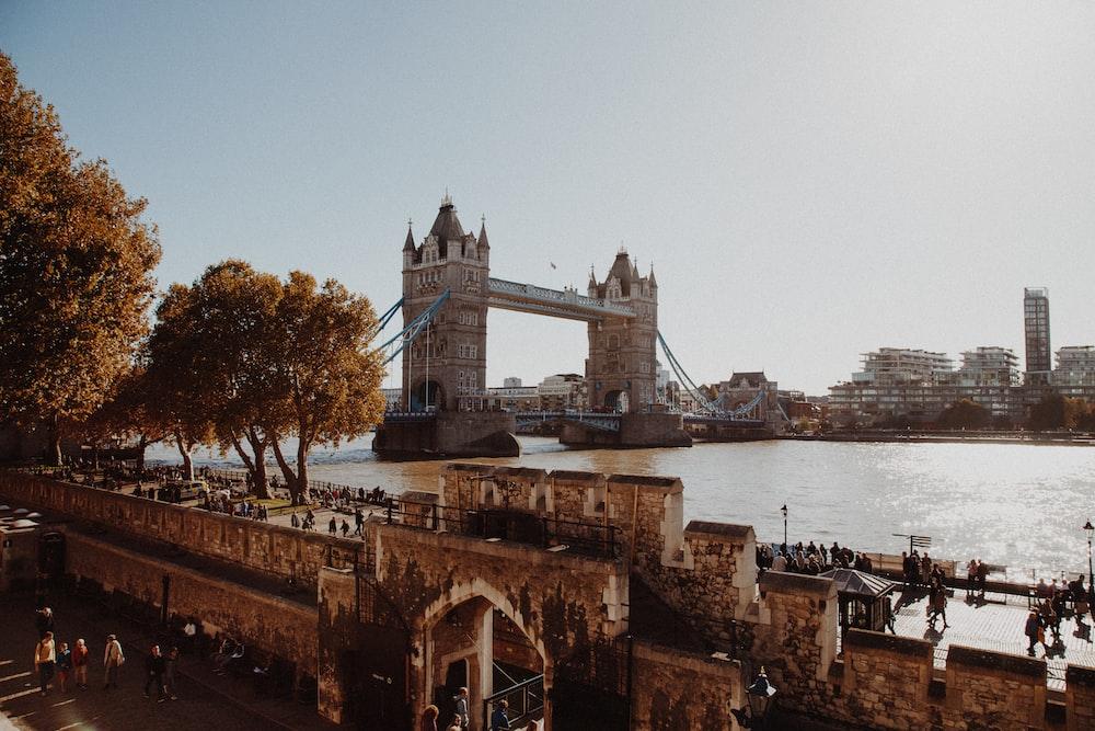 architectural photography London Bridge
