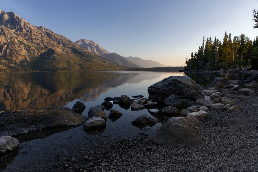 I fulfilled a life-long dream this summer when I took my family to visit Yellowstone National Park and Grand Tetons National Park.  This was a vacation full of amazing beauty.  I long to return there every time I see this photograph and others I took.
