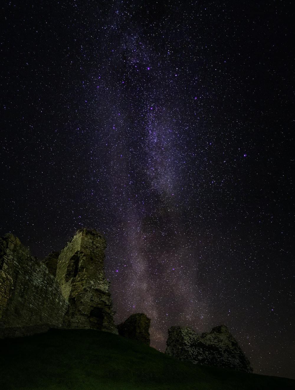 view of galaxy