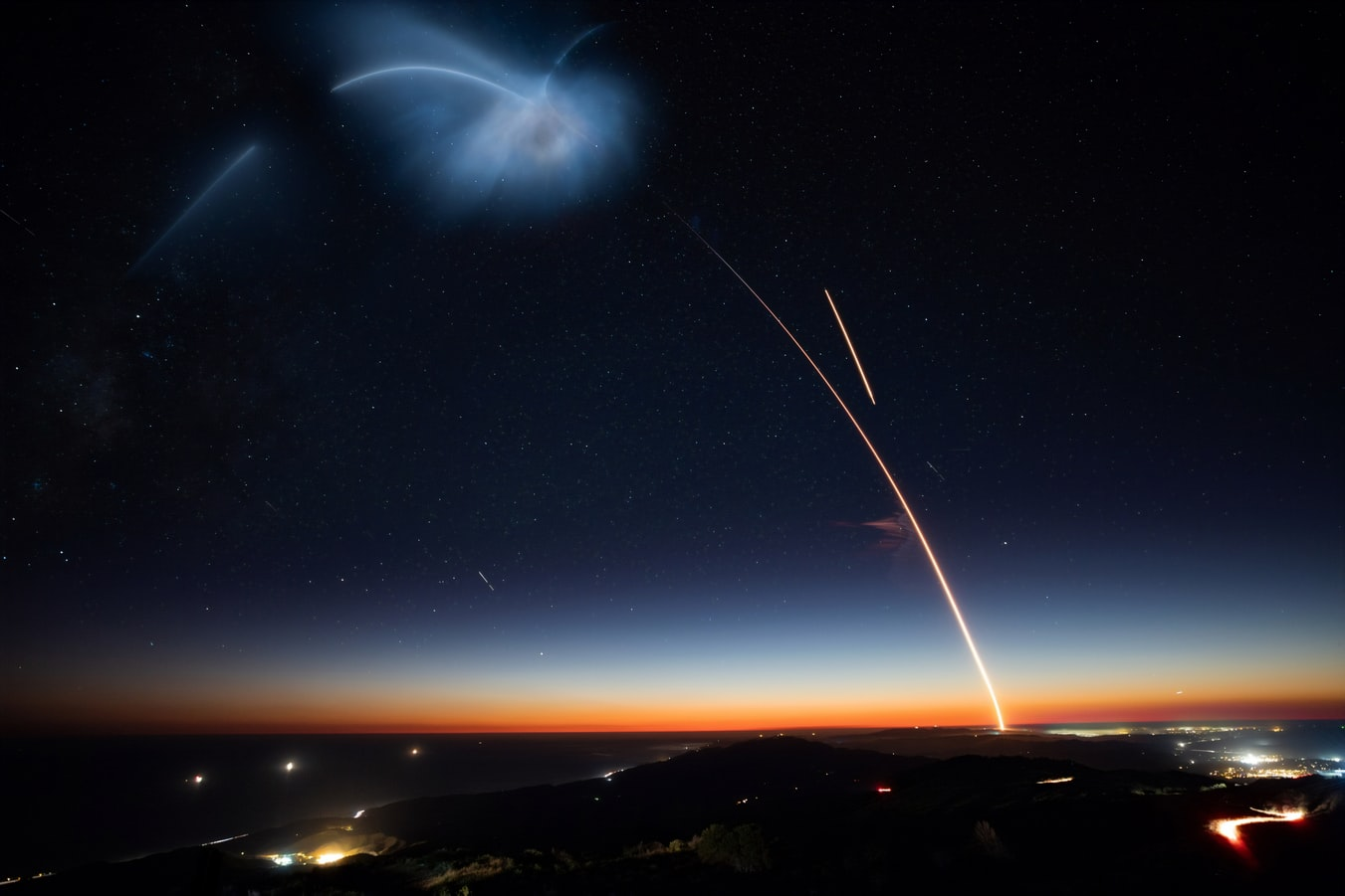 SpaceX is making ballistic missile tracking satellites for the Pentagon!