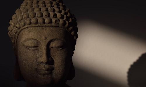 buddhism pickup line