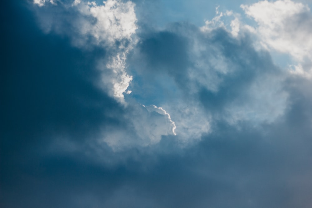clouds in sky at daytime