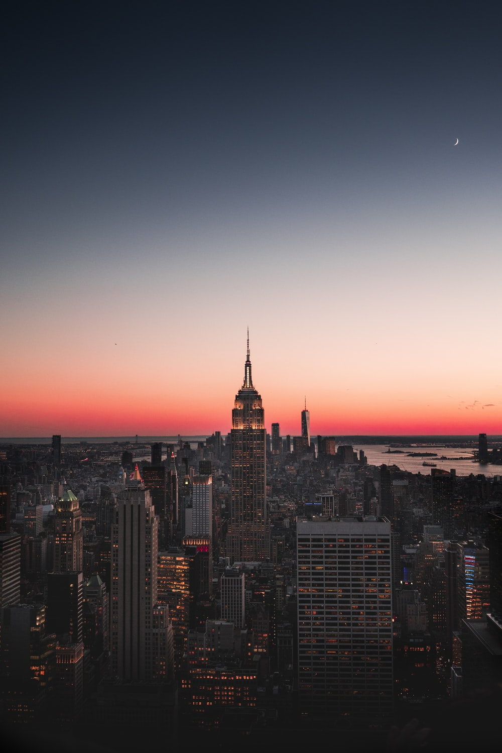 750 New York Night Pictures Download Free Images On Unsplash