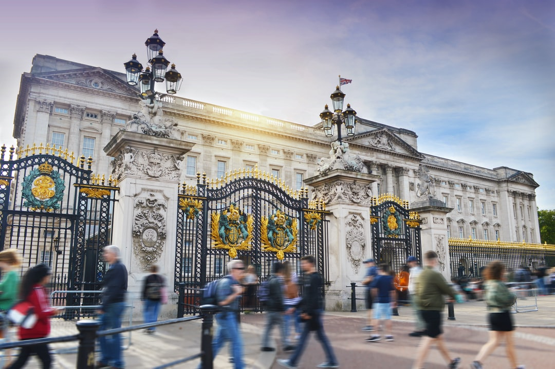 COULD YOU WORK AT BUCKINGHAM PALACE?
