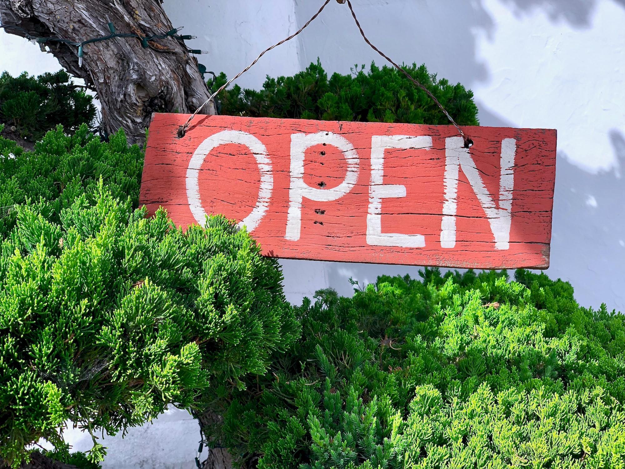Open Sourcing Industries