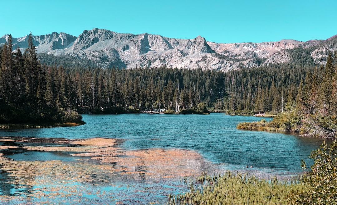 Lake Yosemite NP