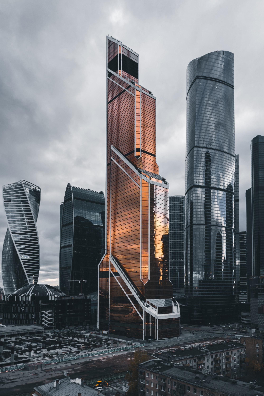 Башня Меркурий, Москва