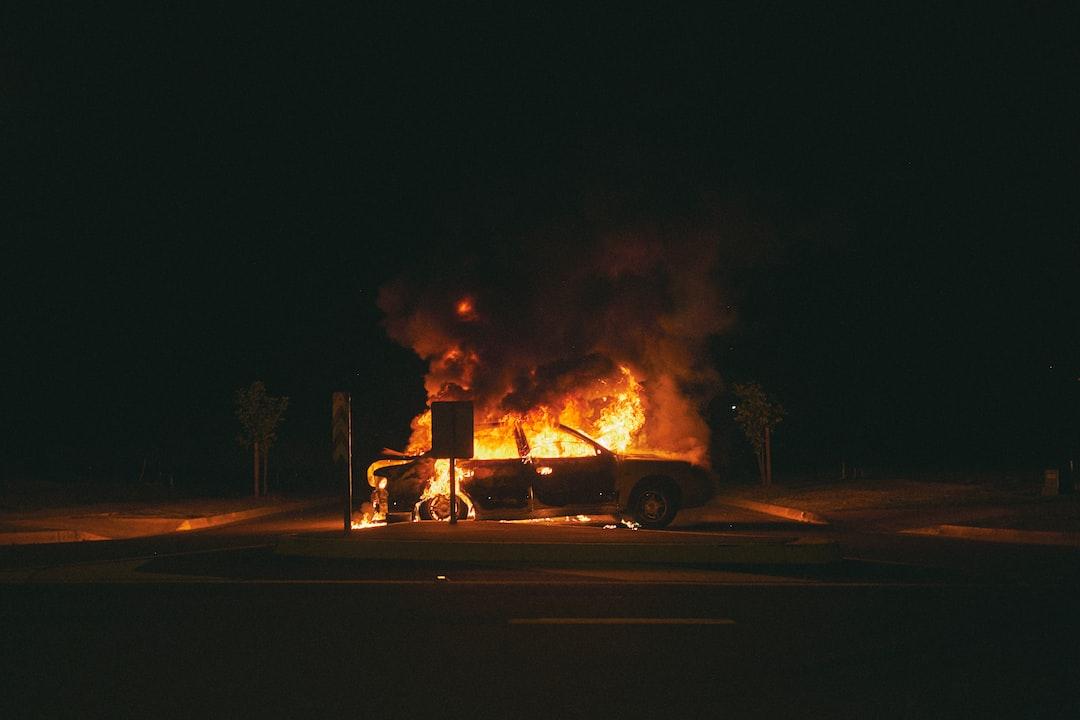 Street Arson
