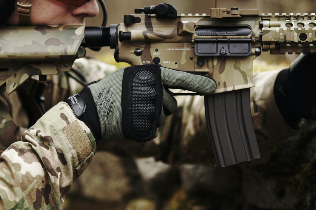 Airsoft guns: Some Basic Safety Guidelines