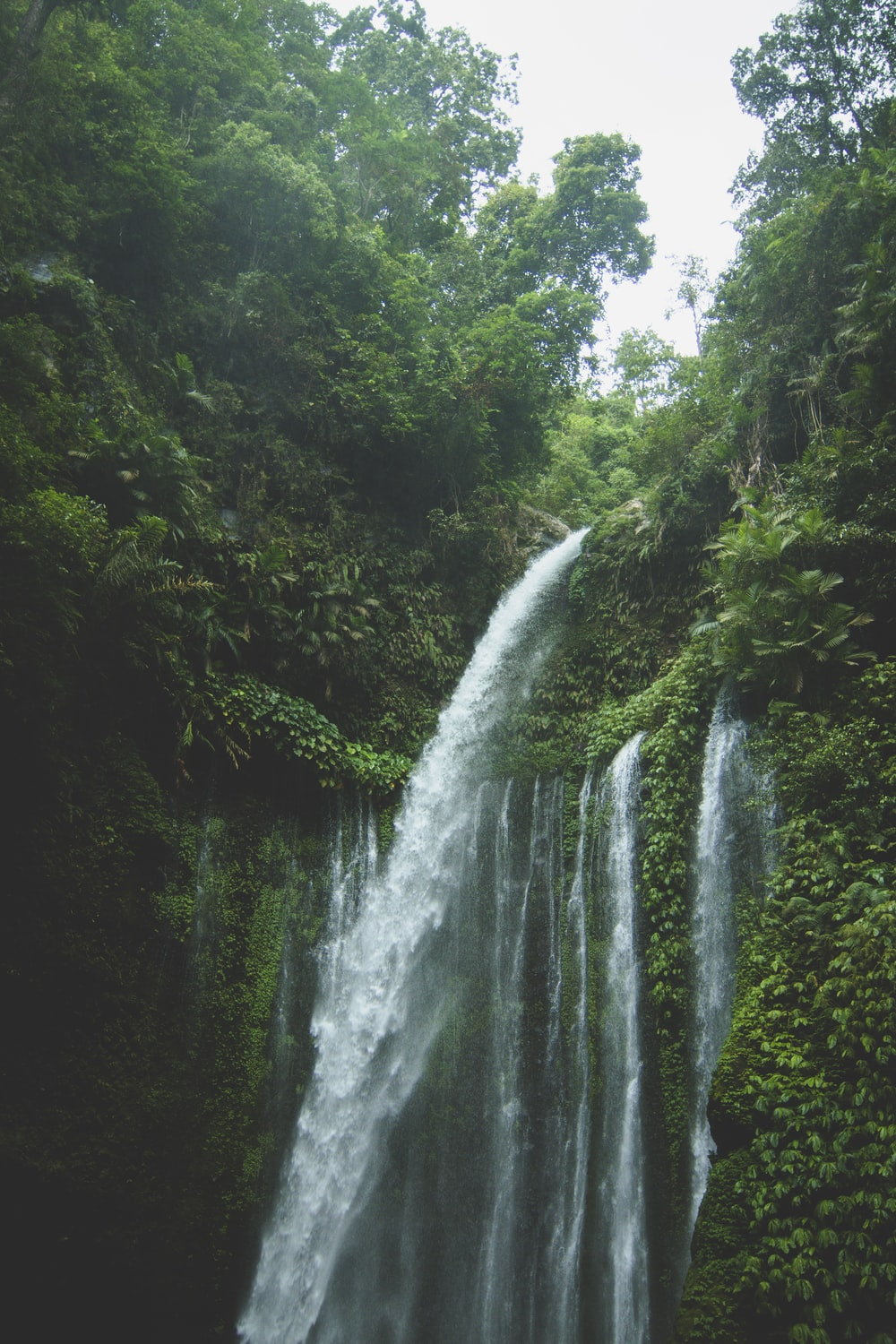 view of waterfall during daytime