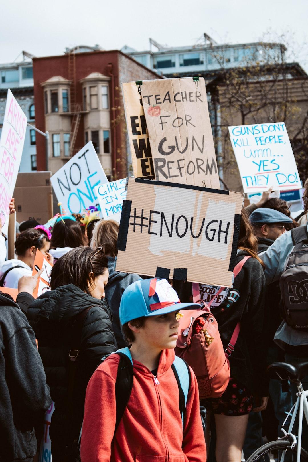 Lack of Common Sense Gun Control Laws
