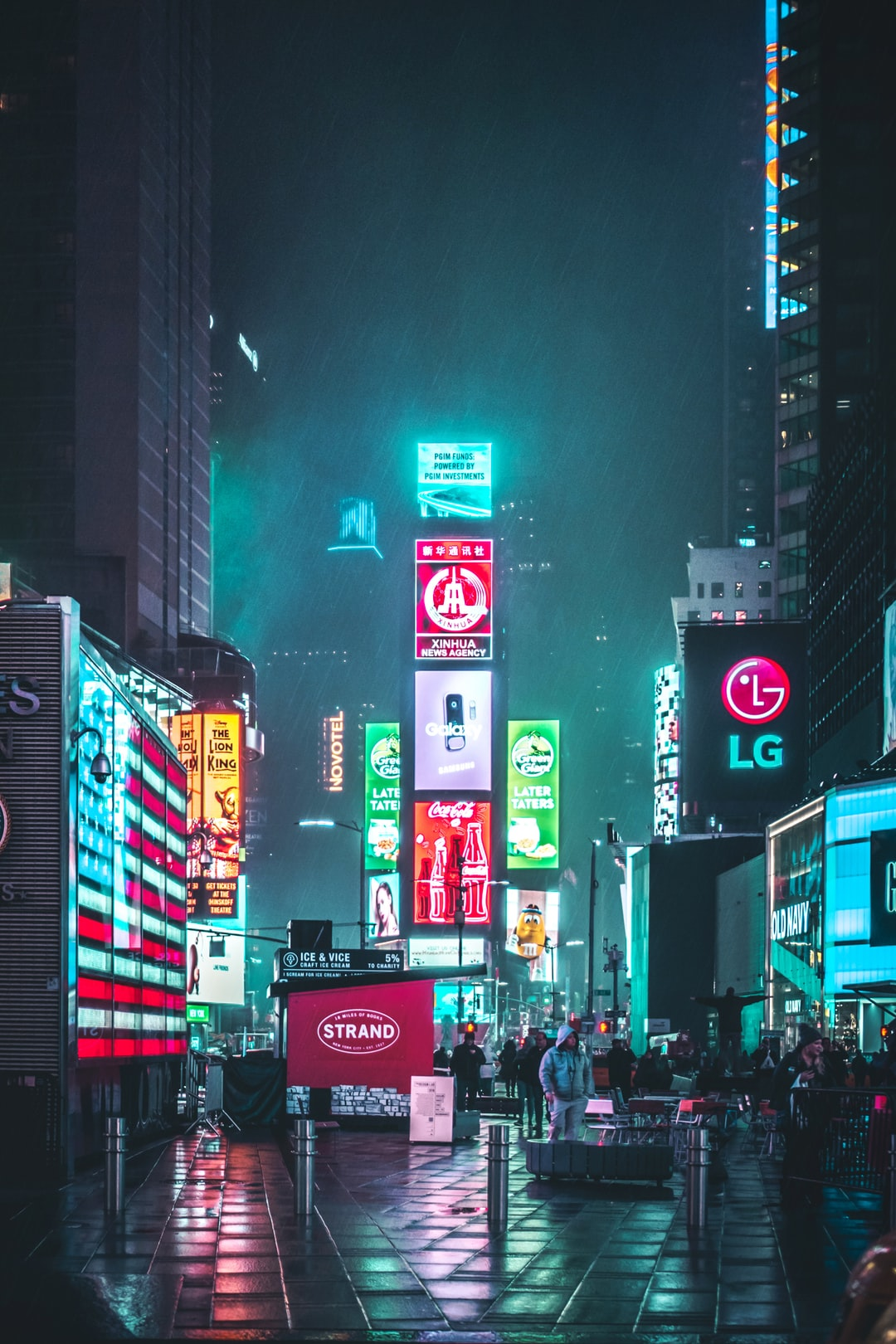 Streets At Night 64 Best Free Night Street City And