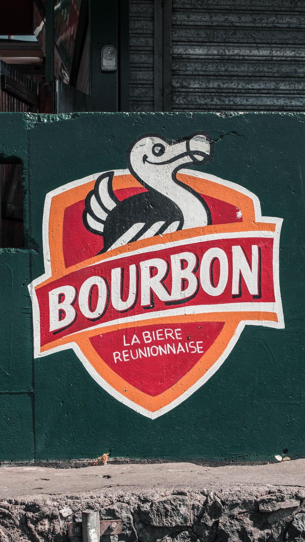 Bourbon La Biere Reunionnaise box close-up photo