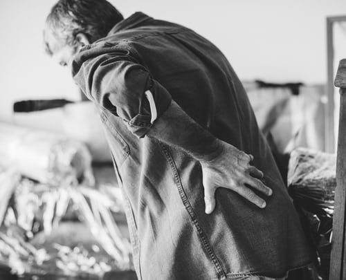 Diabetes linked to back pain