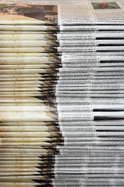 magazine pile lot