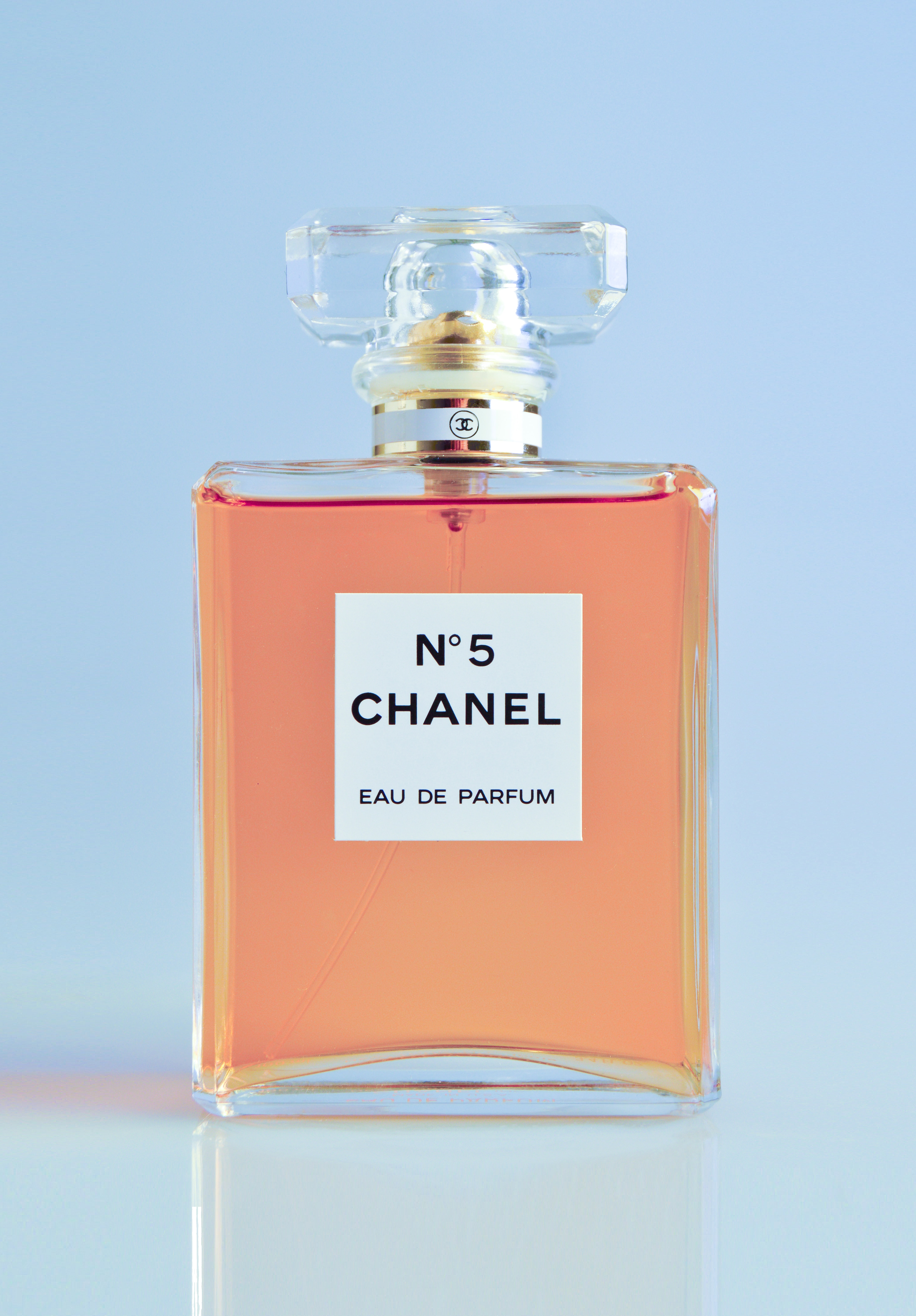 N5 Chanel eau de parfum spray bottle