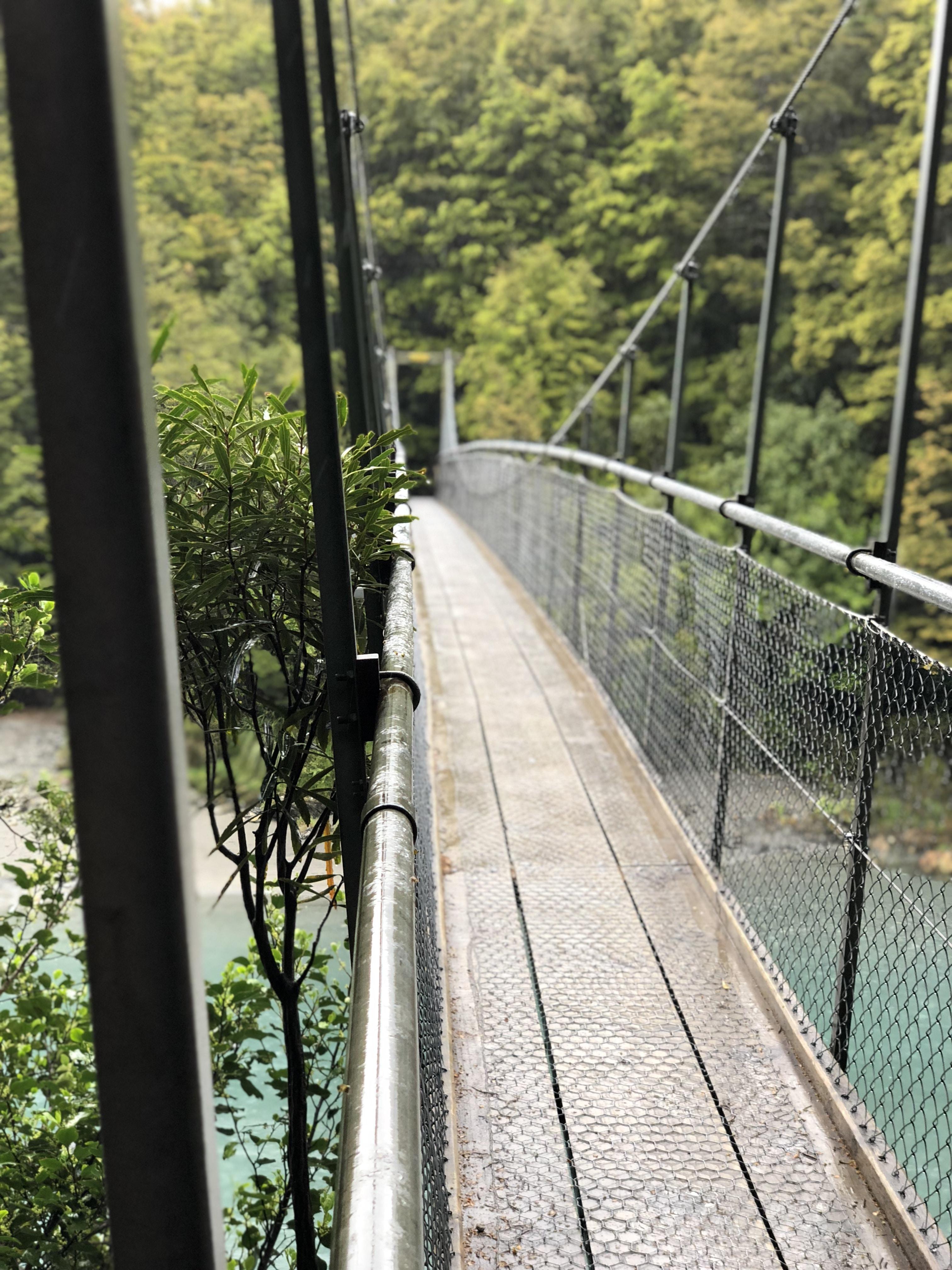 stainless steel hanging bridge