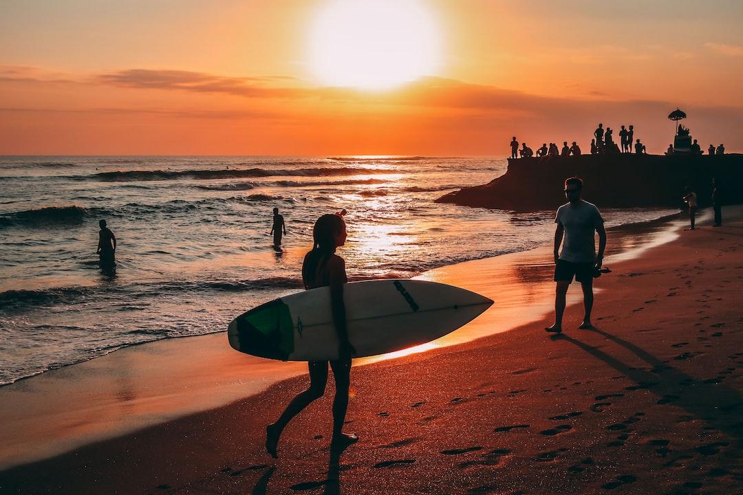 Bali Beach Vibes