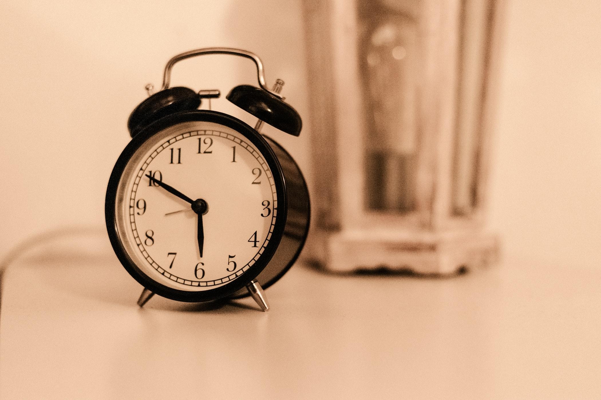 受験生は何時に寝て何時に起きればいいのか