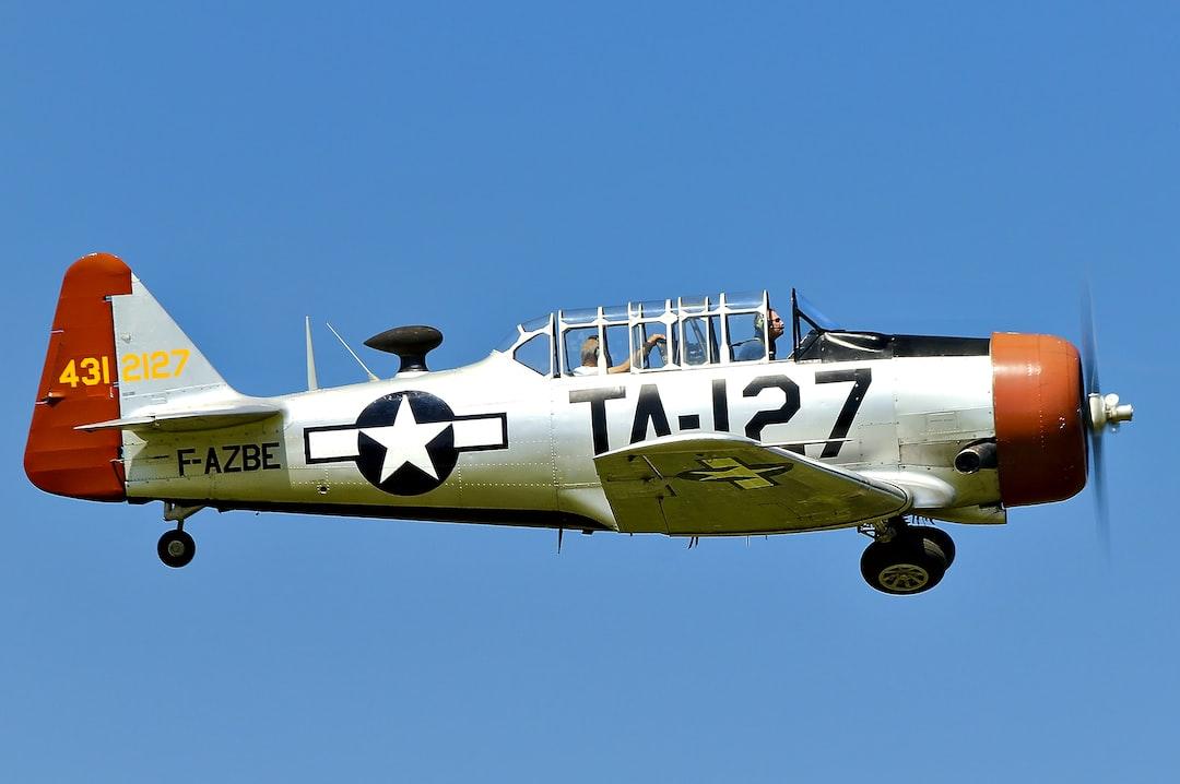 North American AT-6C-1-NT Harvard IIa