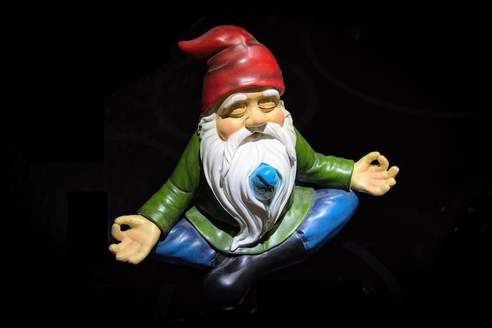 Gnome statuette