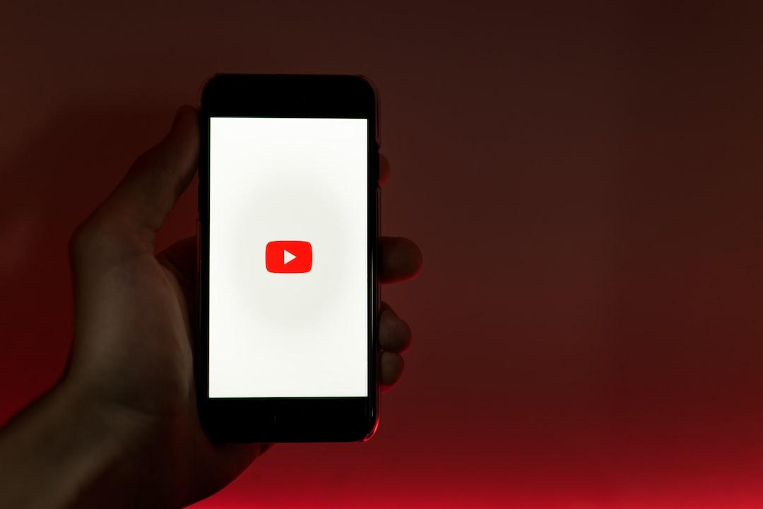 안드로이드 유튜브 앱에서 로그아웃 하는 법