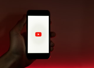 Youtube in smartphone