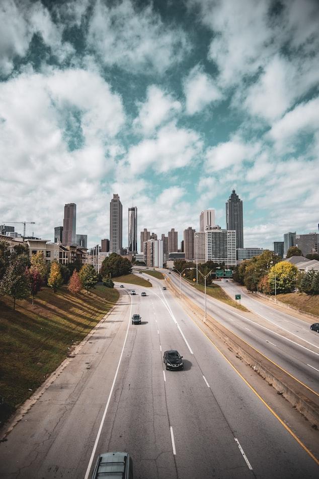 Jackson street Bridge, Atlanta
