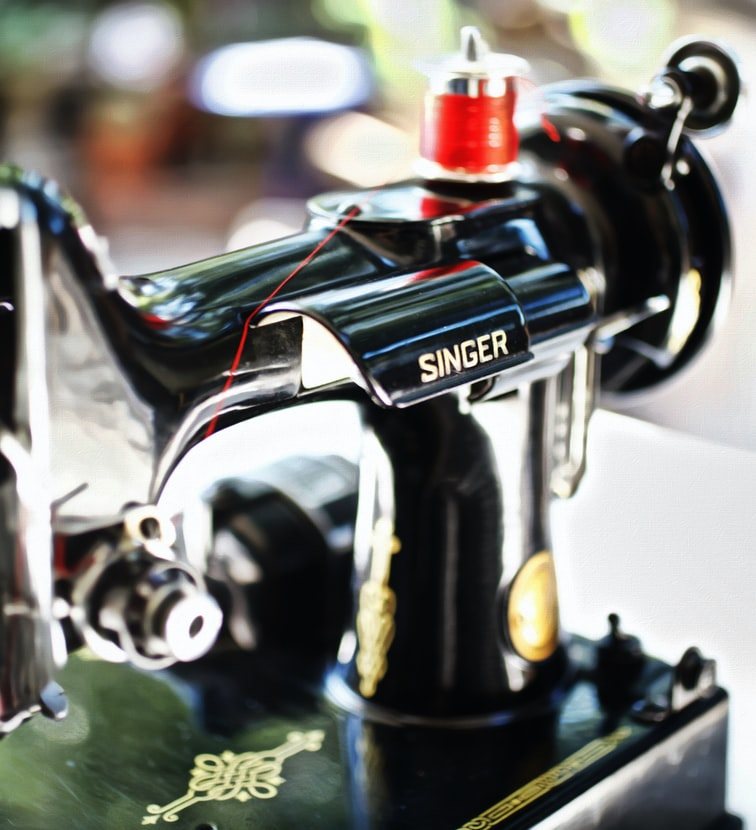 Oil Your Machine Properly | Caring for Your Sewing Machine