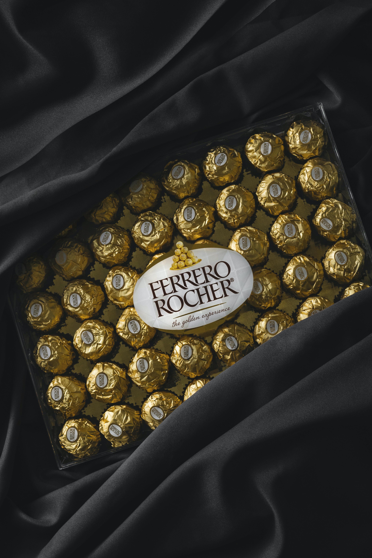 Ferrero Rocher chocolate pack