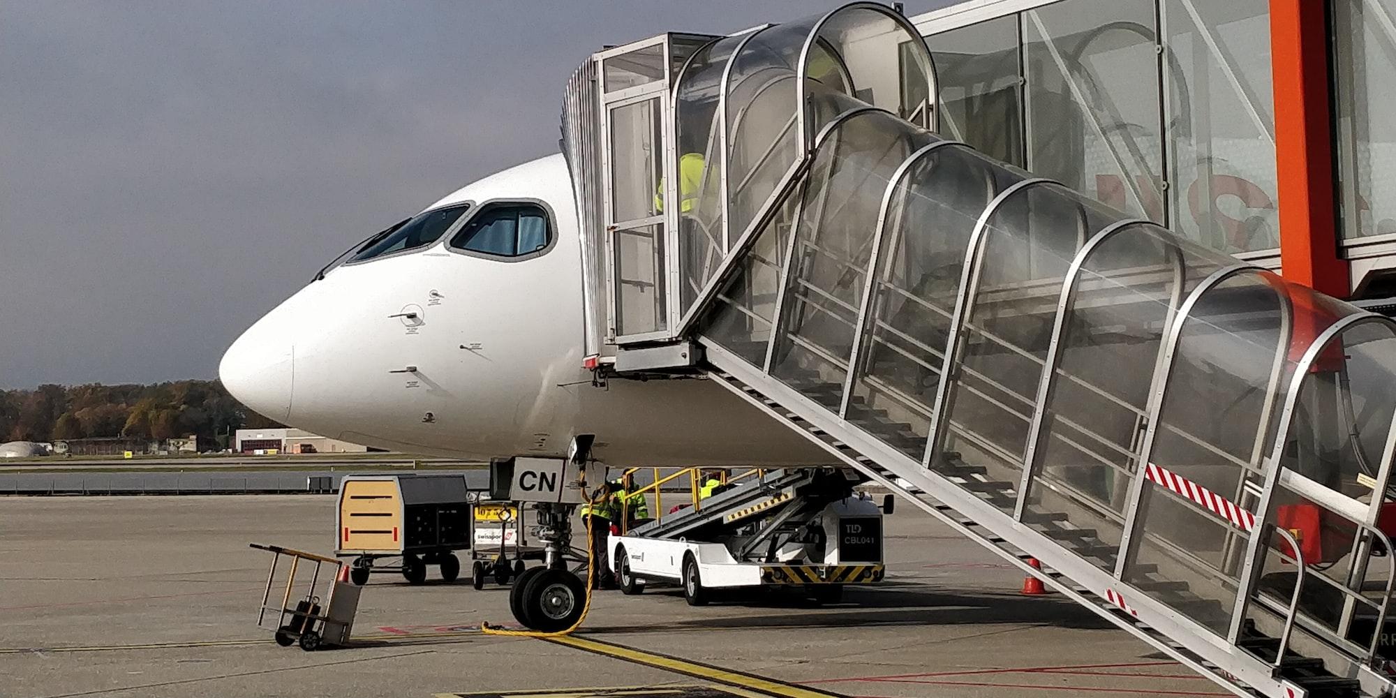 Bombardier dévoile son nouvel avion Challenger 3500