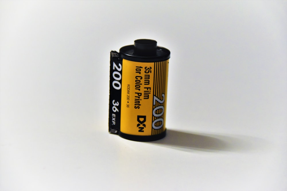 200 36 EXR 35mm film for color prints