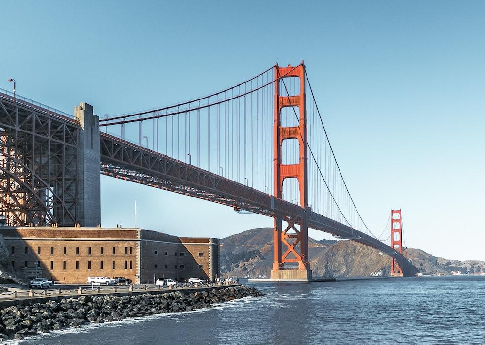 Golden Gate Bridge, San Francisco during daytime