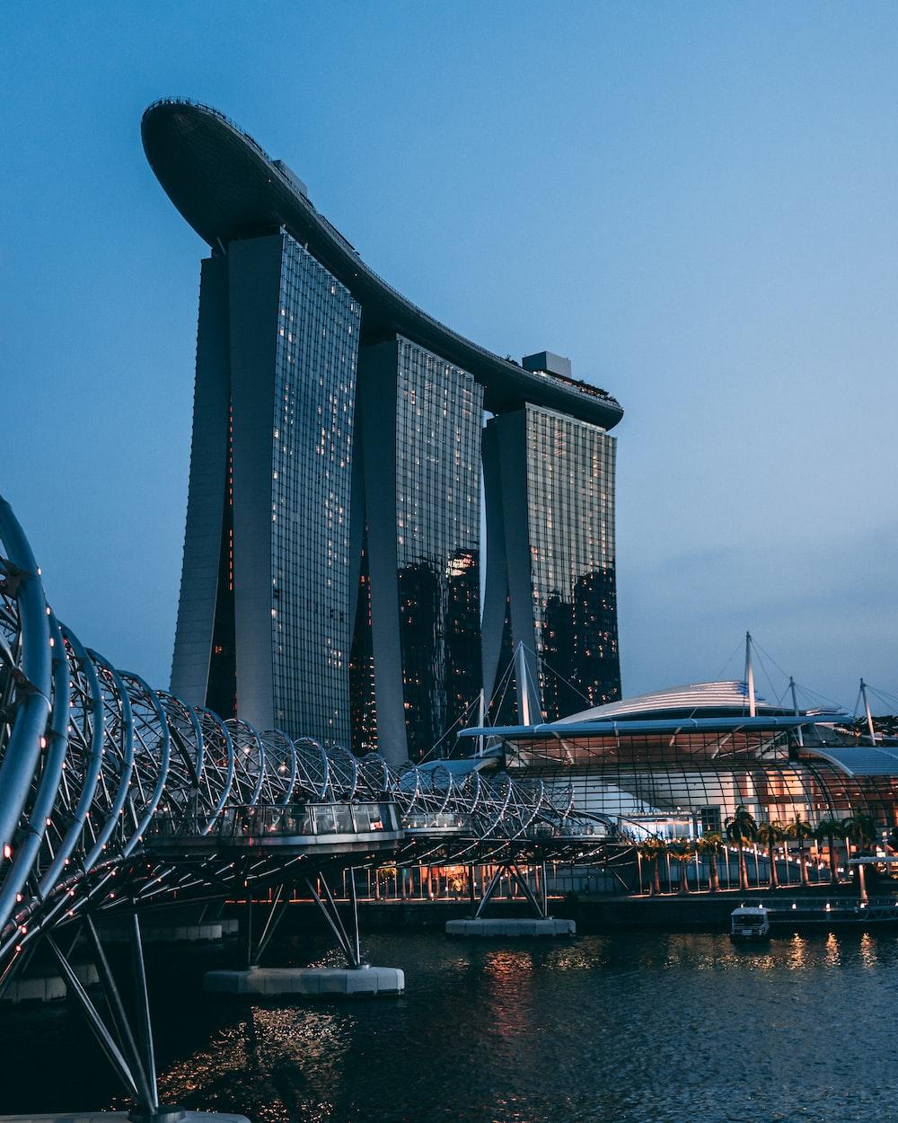 Marina Bay Sands building