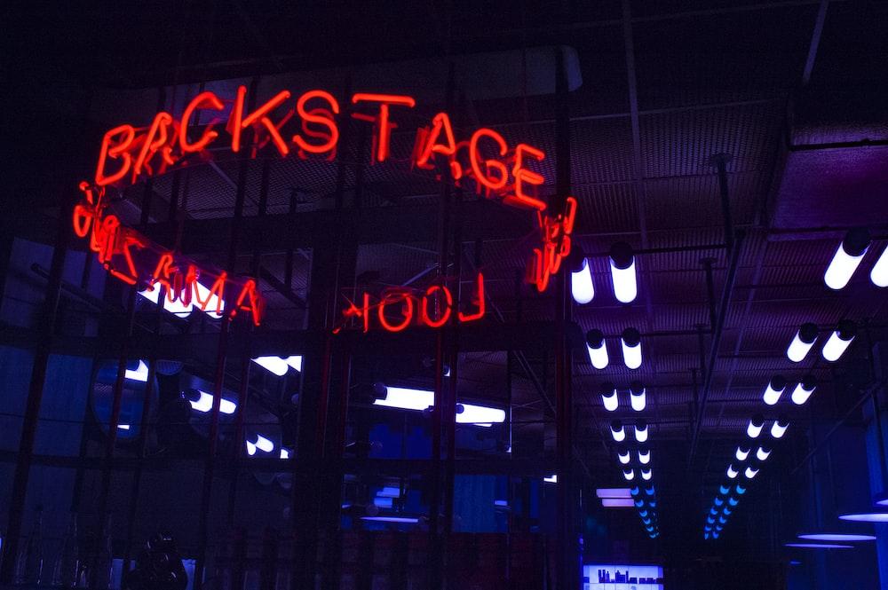 Lighting Neon Light And Sign Hd Photo By Vova Ustymenko