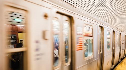 The Quietest Train In New York