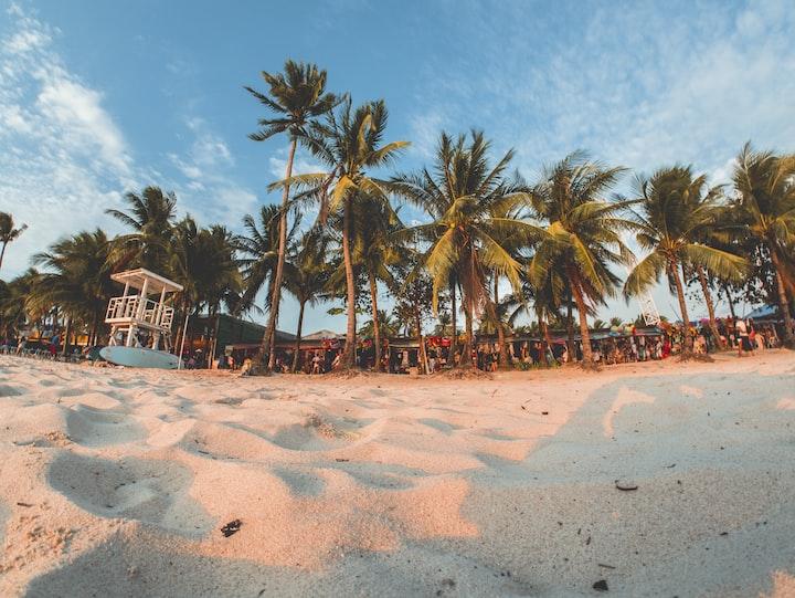 Adventures in Boracay Island