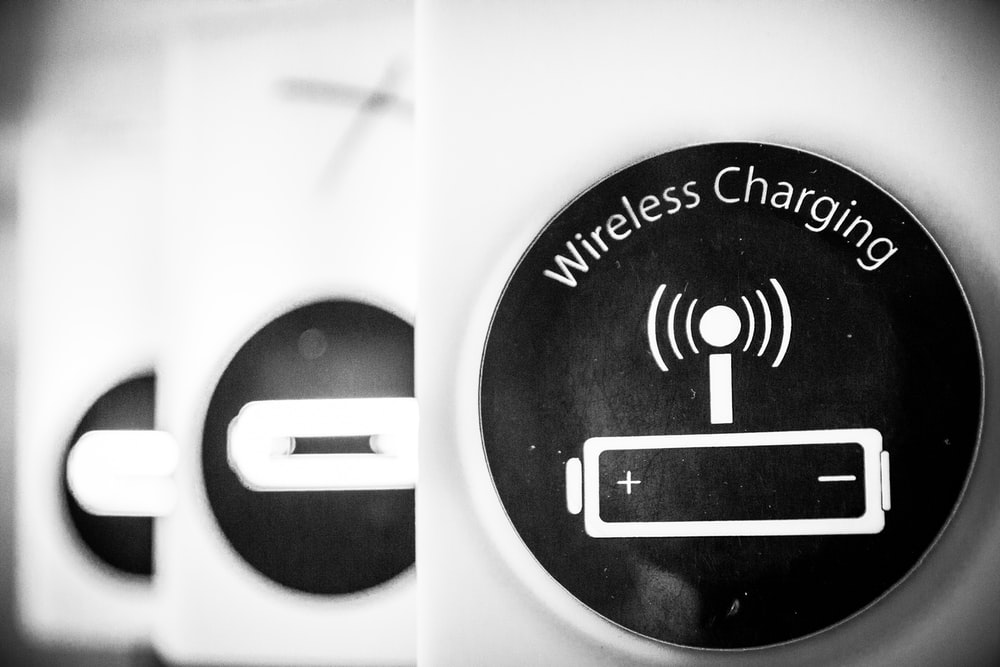 wireless charger controller