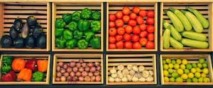 Verduras propiedades