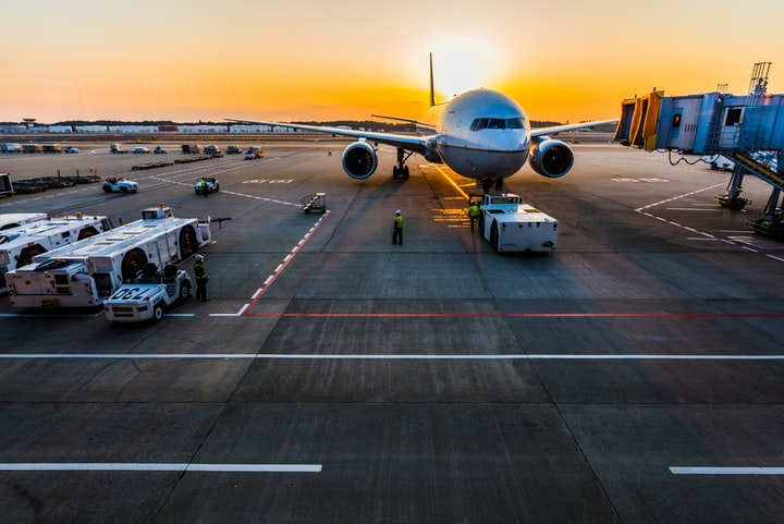 Is London Heathrow Airport the largest airport in the world?