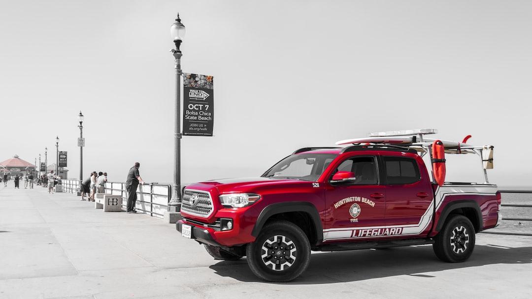 Lifeguard of Huntington Beach