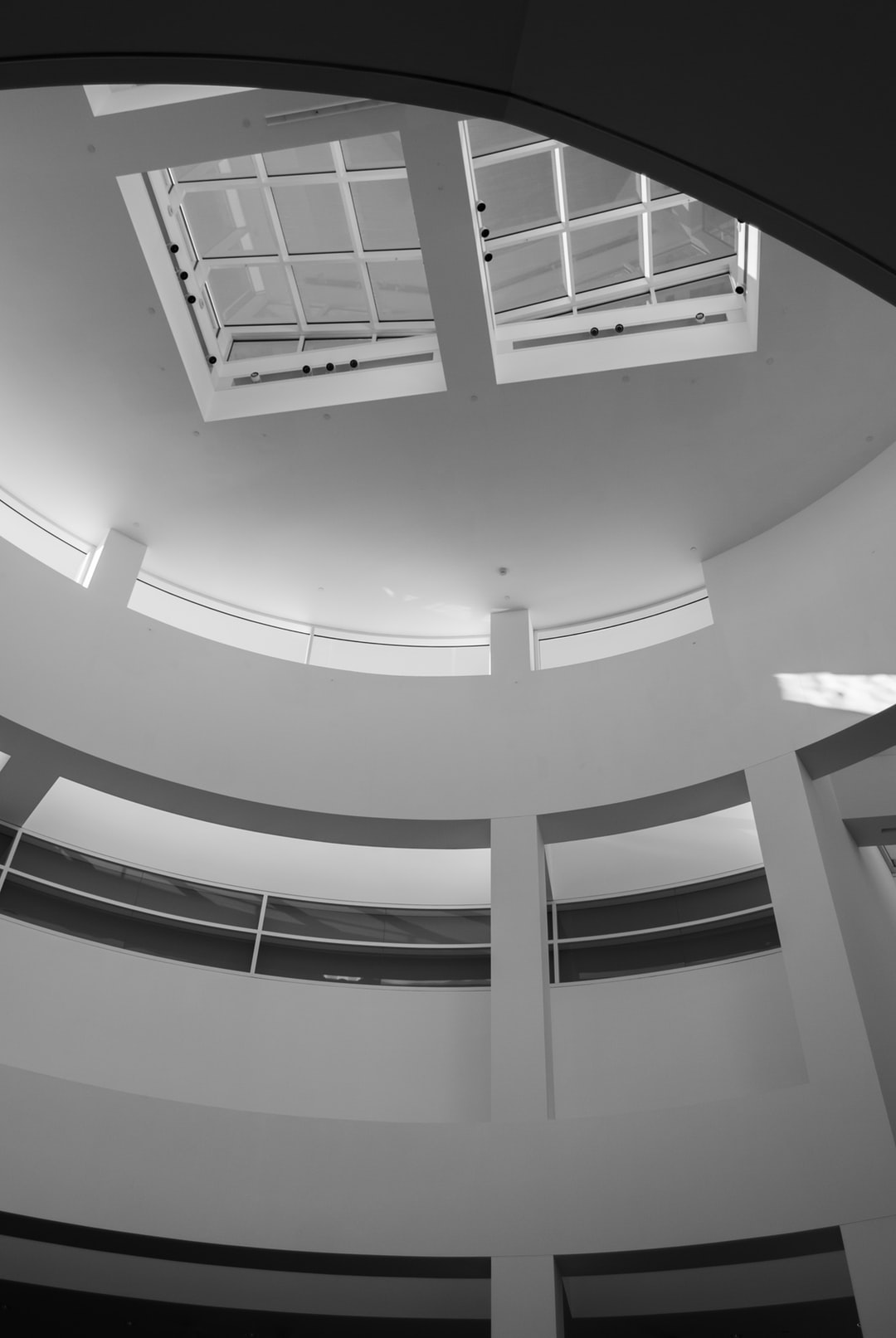 Campus culturel Getty Center à Los Angeles