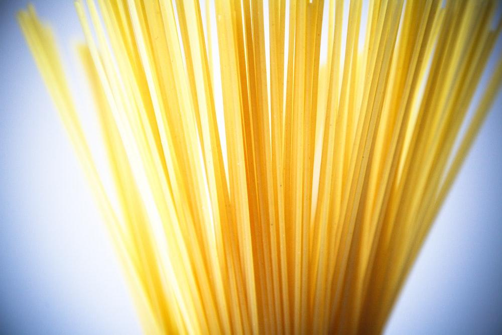 pasta rod bundle